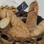 varietà di pane al lievito madre