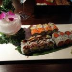Three Roll Lunch Special