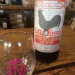Arizona hops and vines! A pleasant vineyard with surprisingly good wine!