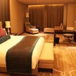 Spacious & comfy room