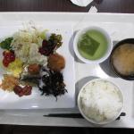 Hotel 1-2-3 Kofu Shingen Onsen Foto