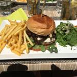 Burger provençale