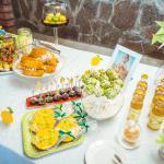 Детский День Рождения в Летнем Ресторане Сунчев Брег