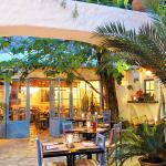 Le Sud Restaurant Méditerranéen avec patio