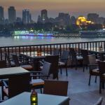 Nile Terrace outdoor dining