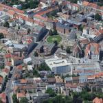 Görlitz mit Frauenkirche und Postplatz