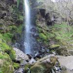 The Mallyan spout ,down the rugged pathway next to the hotel