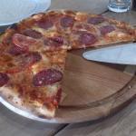 Пицца Дьявола 32 см.