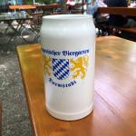 delicious Maß with Hefeweizen