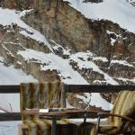 Bergrestaurant Spielboden Foto