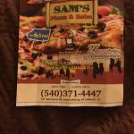 Foto de Sam's Pizza