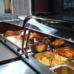 Sun and Wed carvery