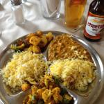 Bilde fra Cheetal Indian Cuisine