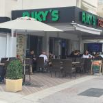 Bild från Riky's Pizza & Steak
