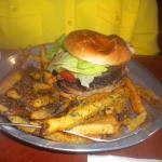 Lamar Burger & Fries.