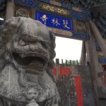 Shuanglin Tempel Foto