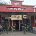 Duncans Mills General Store - this is a store, not a restaurant!