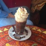 hot chocolate with kaluha