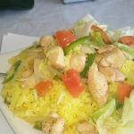 Cajun Style Rice with Chicken