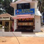 The spacious outdoor as well as Airconditioned seating arrangement makes this restaurant a visit