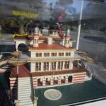 Maquette du Casino d'Arcachon