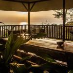 Sunset & Yoga Deck