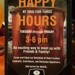 Happy Hour(s)!