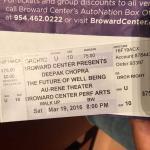Foto de Broward Center for the Performing Arts