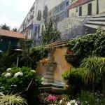 Delightful courtyard setting