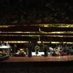 beautiful bar with wonderful tropical (and standard) drinks