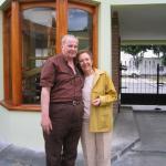 Rita Callegaro & Luis Scaglioni: Los hacedores de Hosteria Angelina.