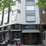 City Hotel Tilburg Bild