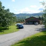 Set in beautiful, Highland Perthshire