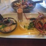Trio of Lobster