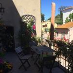 Das süße Haus mit herrlichem Garten und Terrasse, ist die perfekte Unterkunft für Toskanareisend