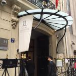 Hôtel Lancaster Paris Champs-Élysées Foto
