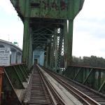 Cantalever Bridge next to Tourist Cenbter