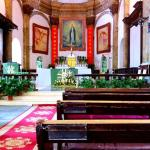 South Cathedral inside view