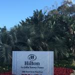 restaurant inside Hilton Torrey Pines