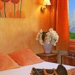 Chambre Hotel des Alpes