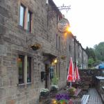 Another front view of the pub from the street.