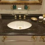 Bathroom in guest rooms
