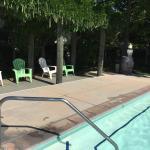 Great stay at the Sunburst Calistoga