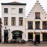 St Christopher's Inn at the Bauhaus Bruges