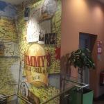 Great food at jimmys