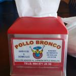 Photo de Pollo Bronco