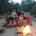 Firsst camp night