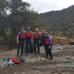 Before rafting