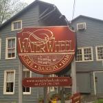 Waterwheel Cafe view from front