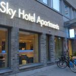 Photo de Sky Hotel Apartments Stockholm